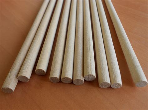 How To Make Wood Round Stick