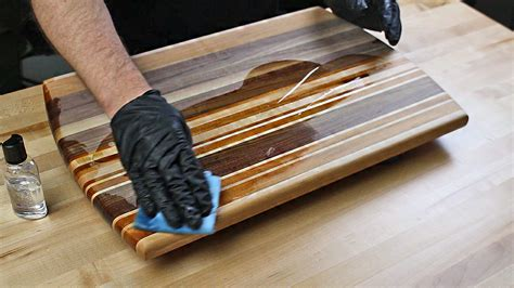 How To Make Wood Slice Cutting Board