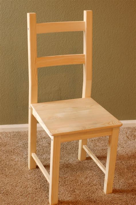 How To Make Wooden Chairs More Sturdy