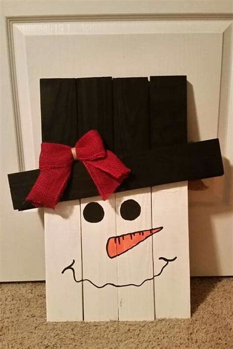 How To Make Wooden Christmas Lawn Ornaments