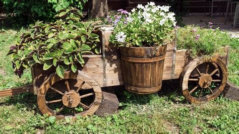 How To Make Wooden Lawn Ornaments