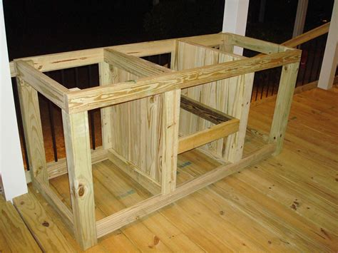 How To Make Wooden Outdoor Cabinets