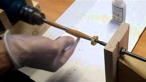 How To Make Wooden Pens Lathe