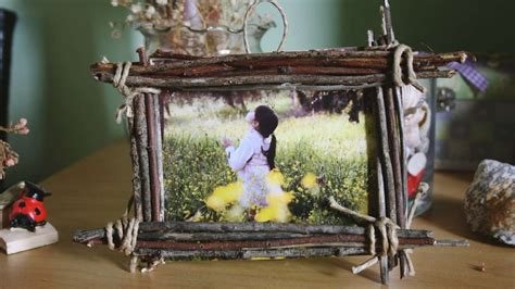 How To Make Wooden Photo Frames At Home