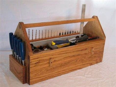 How To Make Wooden Tool Boxes