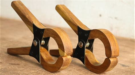 How To Make Woodshop Clamps
