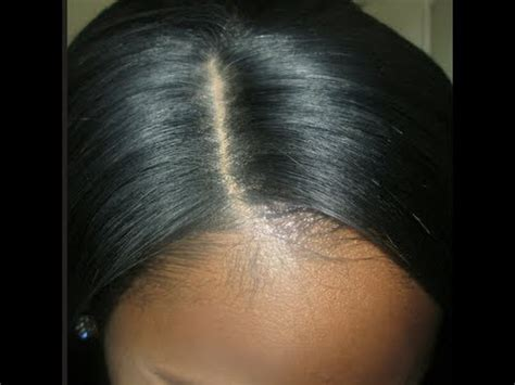 How To Make Your Edges Straight Without A Perm