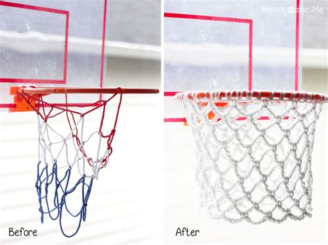 How To Make Your Own Basketball Net