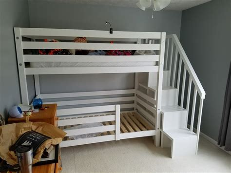 How To Make Your Own Bunk Bed Slide