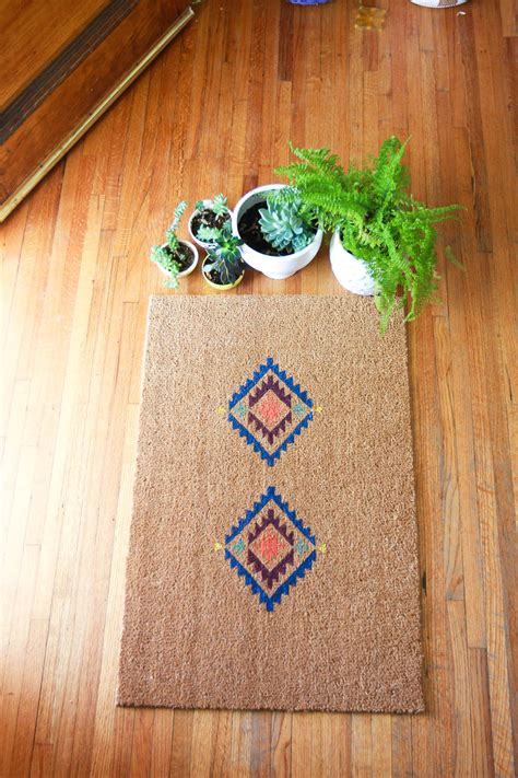How To Make Your Own Door Mat