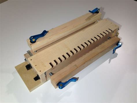 How To Make Your Own Dovetail Jig For Logs