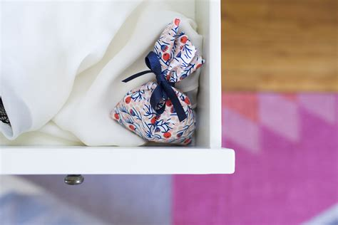 How To Make Your Own Drawer Sachet