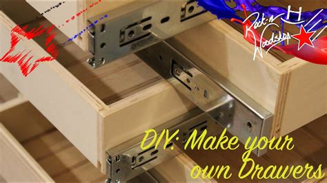 How To Make Your Own Drawers