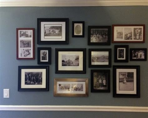How To Make Your Own Framed Photo Collage