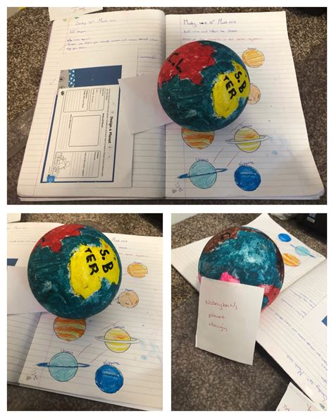 How To Make Your Own Planet Project