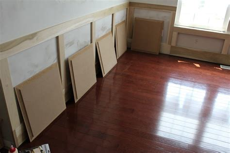 How To Make Your Own Raised Panel Wainscoting