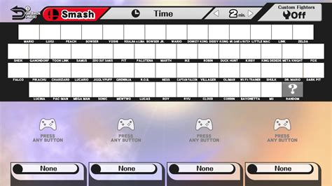 How To Make Your Own Smash Bros Game