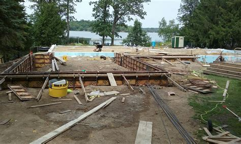 How To Mark Out Footings For A Garage