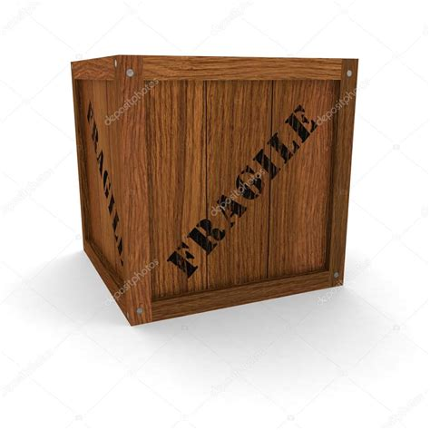 How To Mark Wooden Box Fragile