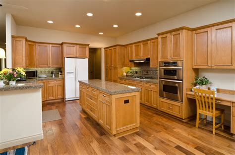 How To Match Cabinets Flooring And Hardwood