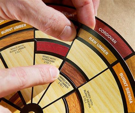 How To Match Interior Stain Colors