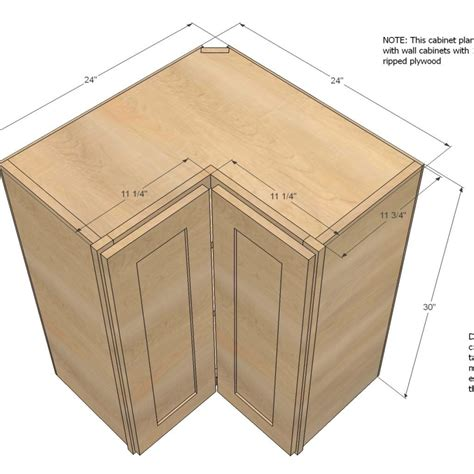 How To Measure A Corner Cupboard