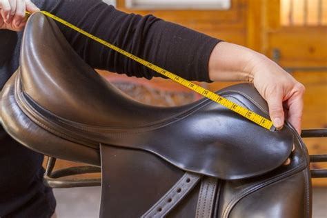 How To Measure A Dressage Saddle