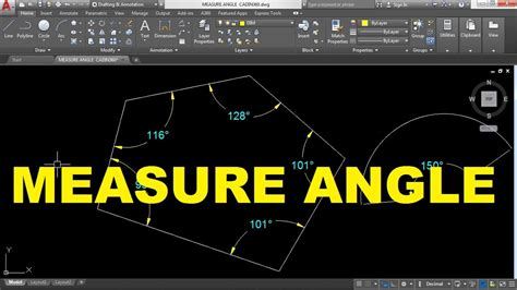 How To Measure A Line In Autocad