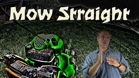 How To Measure A Straight Line In Yard