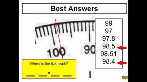How To Measure Accuracy In Chemistry
