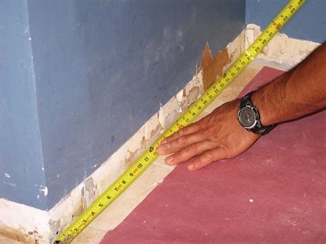 How To Measure And Cut Baseboard Trim