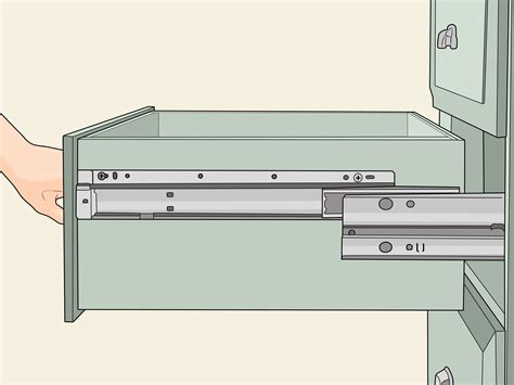 How To Measure And Install Drawer Slides