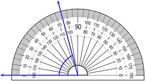 How To Measure Angles With A Compass