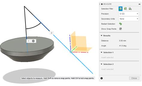 How To Measure Chamfer Angle Autocad