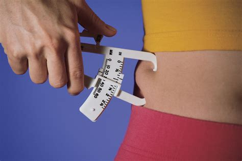 How To Measure Fat Percentage With Calipers