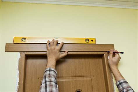 How To Measure For Door Trim