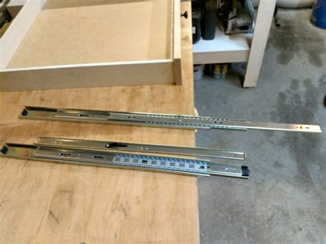 How To Measure For Full Extension Drawer Slides