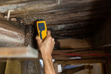 How To Measure Moisture Content In Basement Flooring