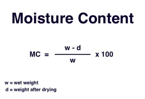 How To Measure Moisture Content In Steam
