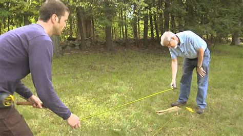 How To Measure Out Fence Posts