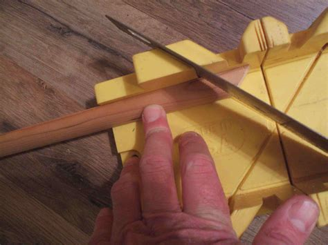 How To Measure Quarter Round Molding Angles