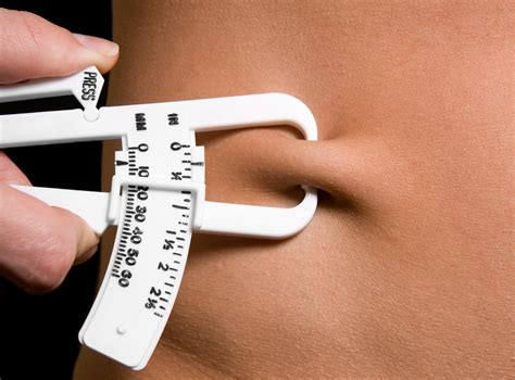 How To Measure With Calipers Body Fat