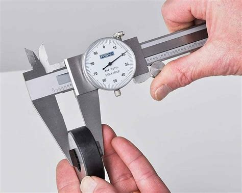 How To Measure With Dial Calipers
