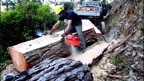 How To Mill Timber