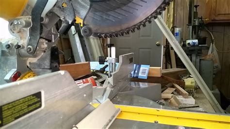 How To Miter Aluminum