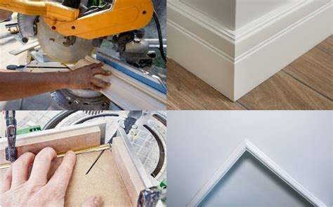 How To Miter Outside Corners Without Mitering