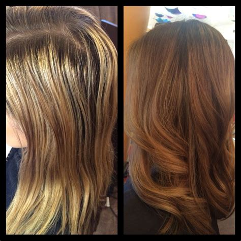How To Mix Bleach For Balayage