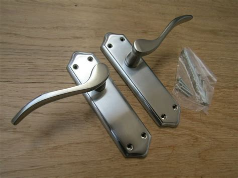 How To Mortise A Door Handle