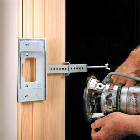 How To Mortise A Door Jam