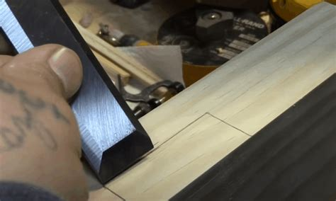 How To Mortise A Door With A Rotozip